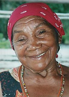 Suriname Woman
