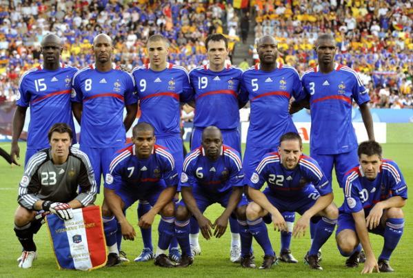 France Team Photo
