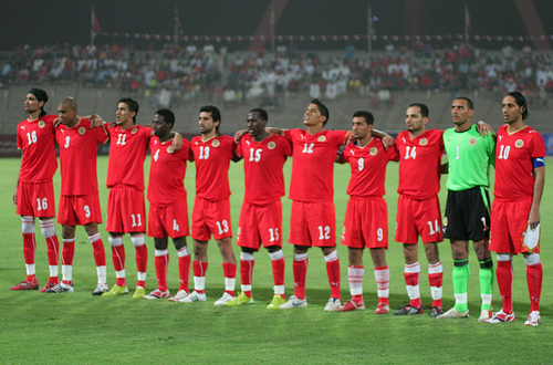 Bahrain Team Photo