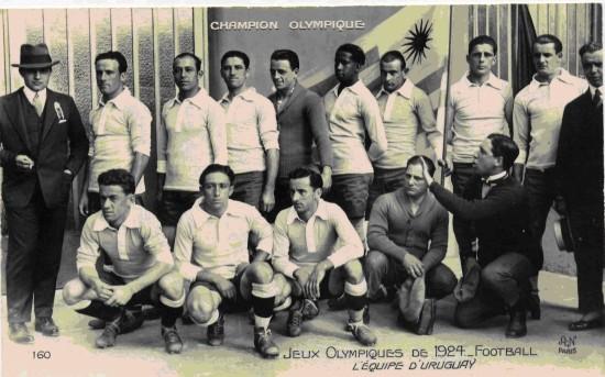 Uruguay 1924