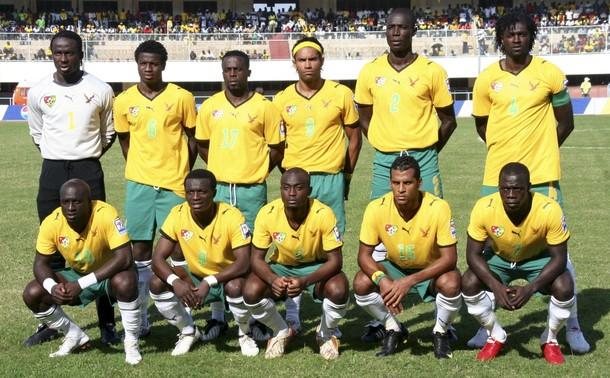 Togo Team Photo