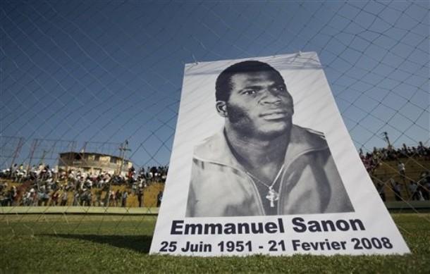 Emmanuel Sanon