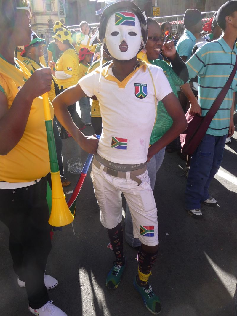 The Boys Like Bafana