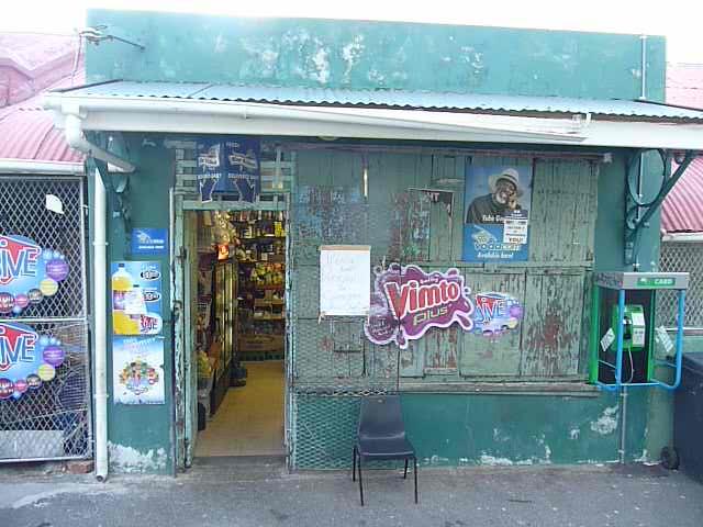 Bo-Kaap Corner Shop
