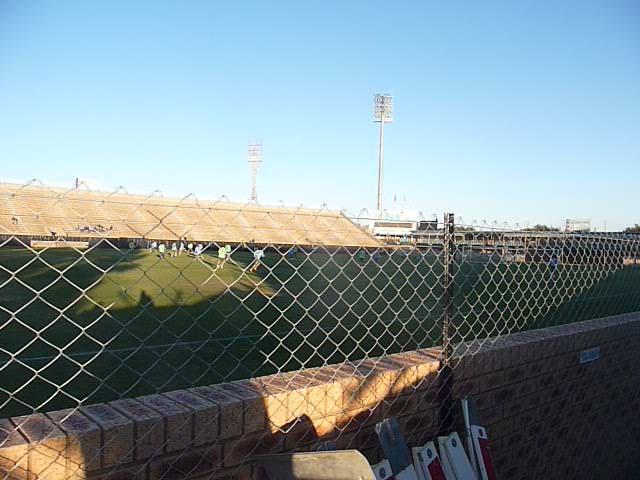 Uruguay Training in Kimberley
