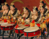 Chinese_women_bang_the_drum